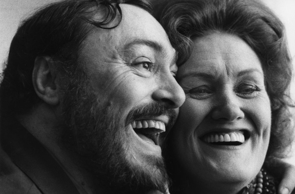 Joan Sutherland: 15 iconic pictures of the great s