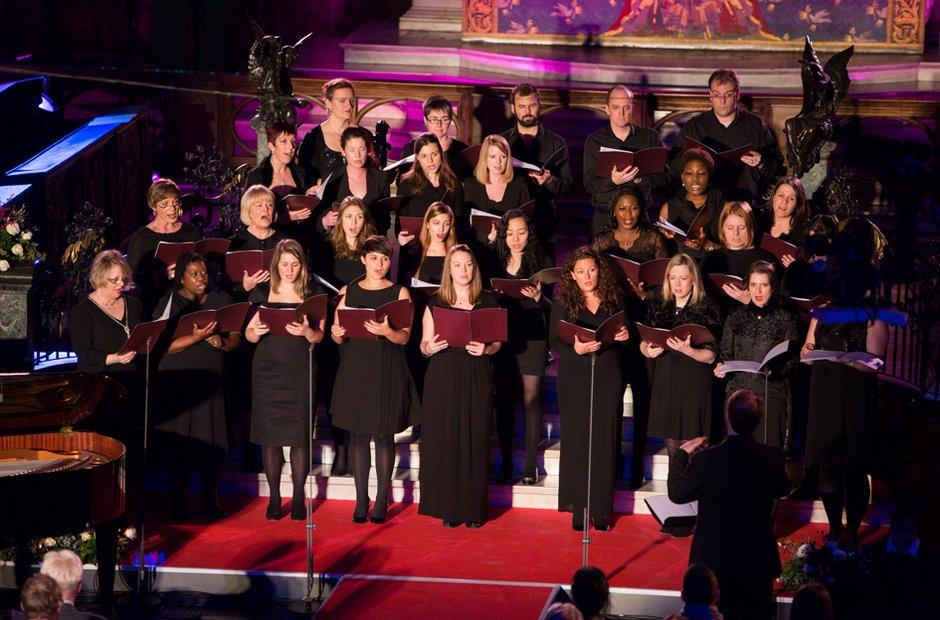 Freshfields Choir CMS Chorale