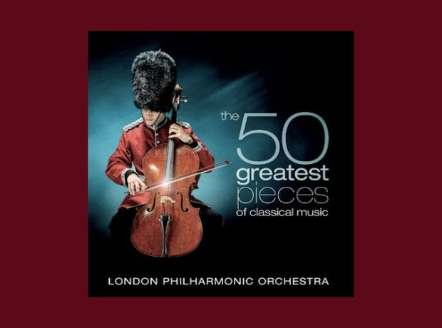 best-selling classical album 2014 50 greatest pieces of classical music
