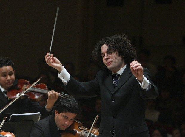 Gustavo Dudamel conductor