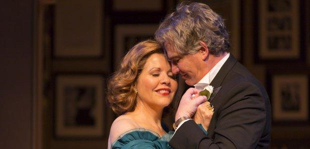 Renée Fleming stars in Broadway play