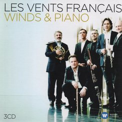 Les Vents Francais Winds and Piano