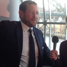 Ed Vaizey and Jane Jones at ABO conference