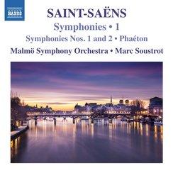 Saint Saens Symphonies Vol.1 Naxos