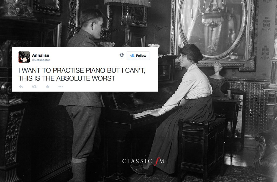 piano practise gallery