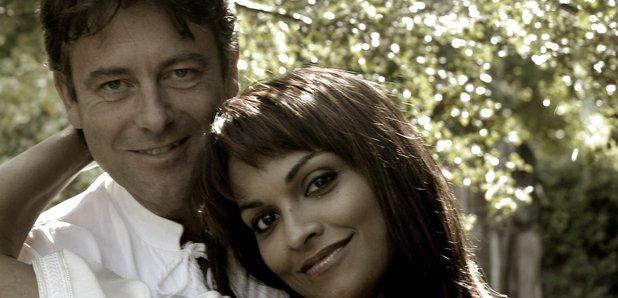 Gus Christie and Danielle de Niese