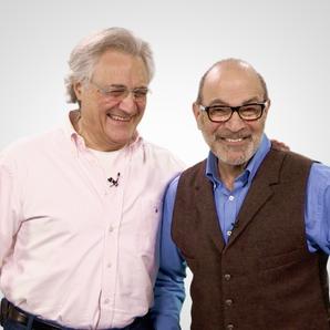 John and David Suchet