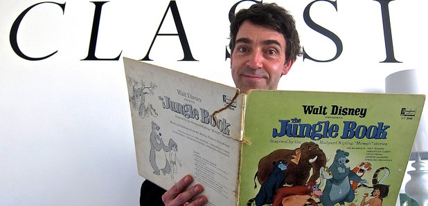 Andrew Collins animation Jungle Book
