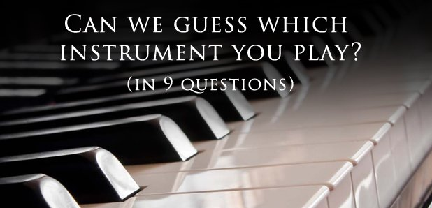 Guess the instrument
