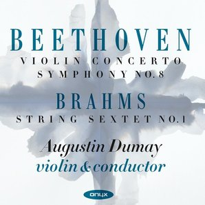 Beethoven Violin Concerto Augustin Dumay