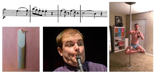 worst things clarinet
