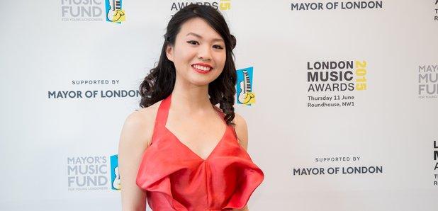 Belle Chan London Music Awards