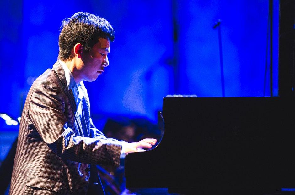Yuanfan Yang Classicfm Live Cardiff 2015