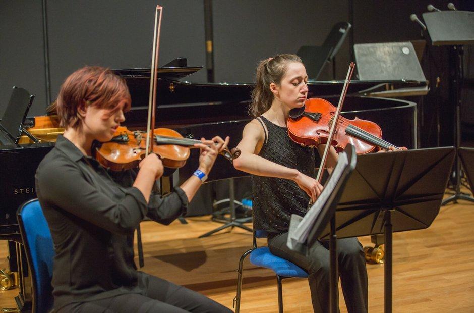 Albermarle String Trio