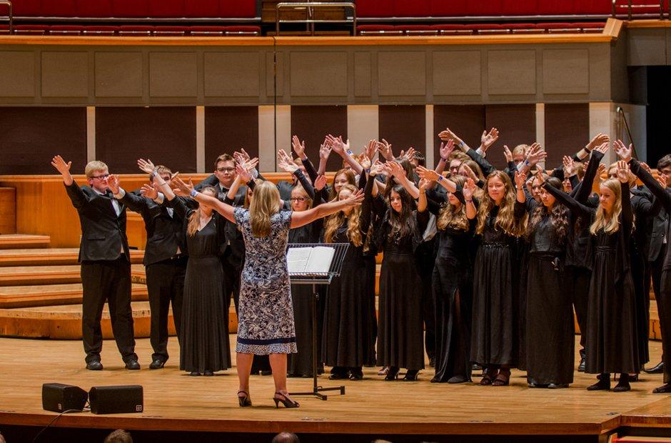 Cardiff County & Vale of Glamorgan Youth Choir