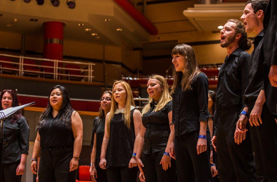 Coopers' Coborn Senior Choir