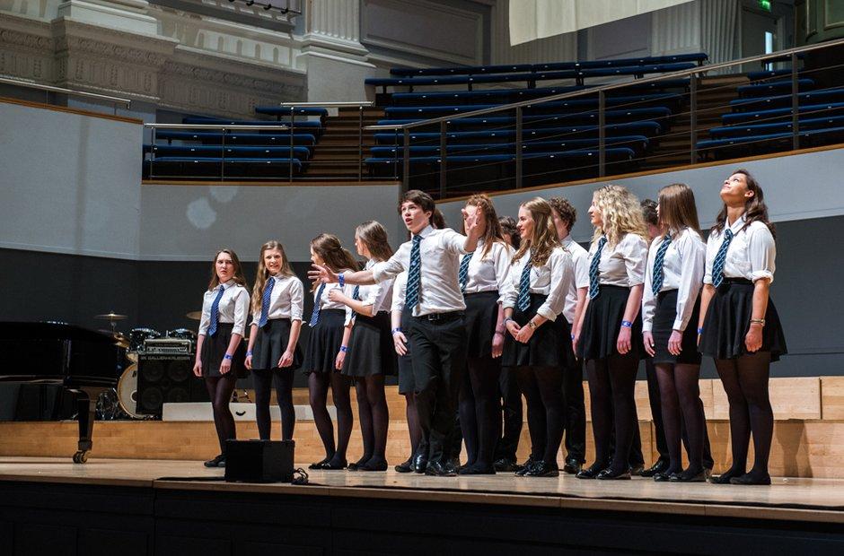 Croesyceiliog Senior Choir
