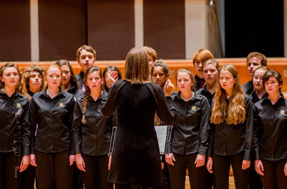 Easingwold School Choir