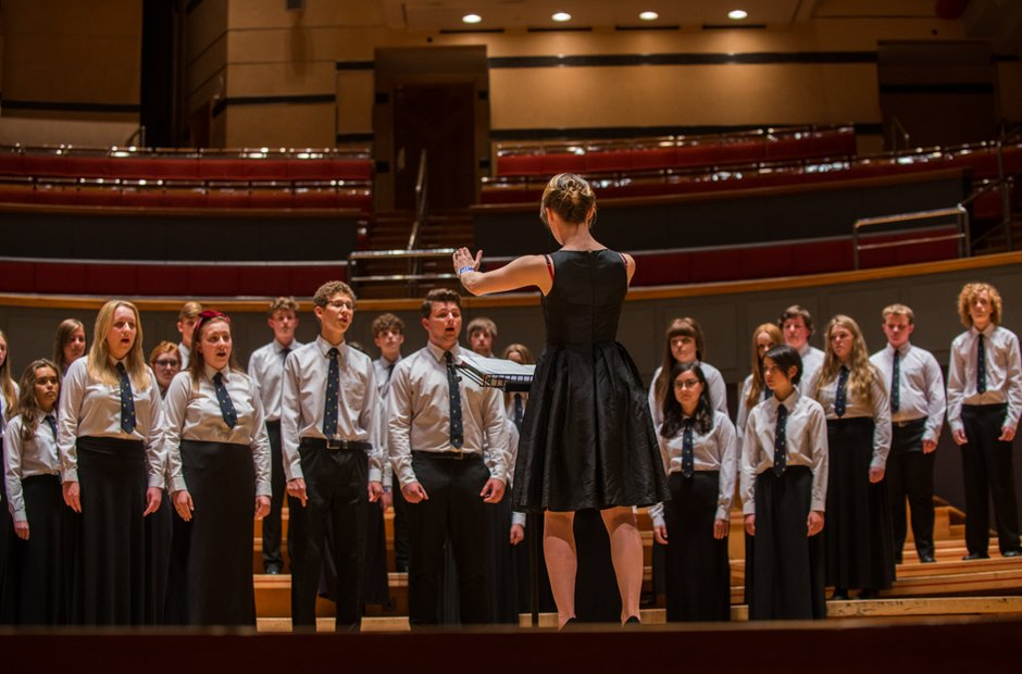 Egglescliffe School Chamber Choir