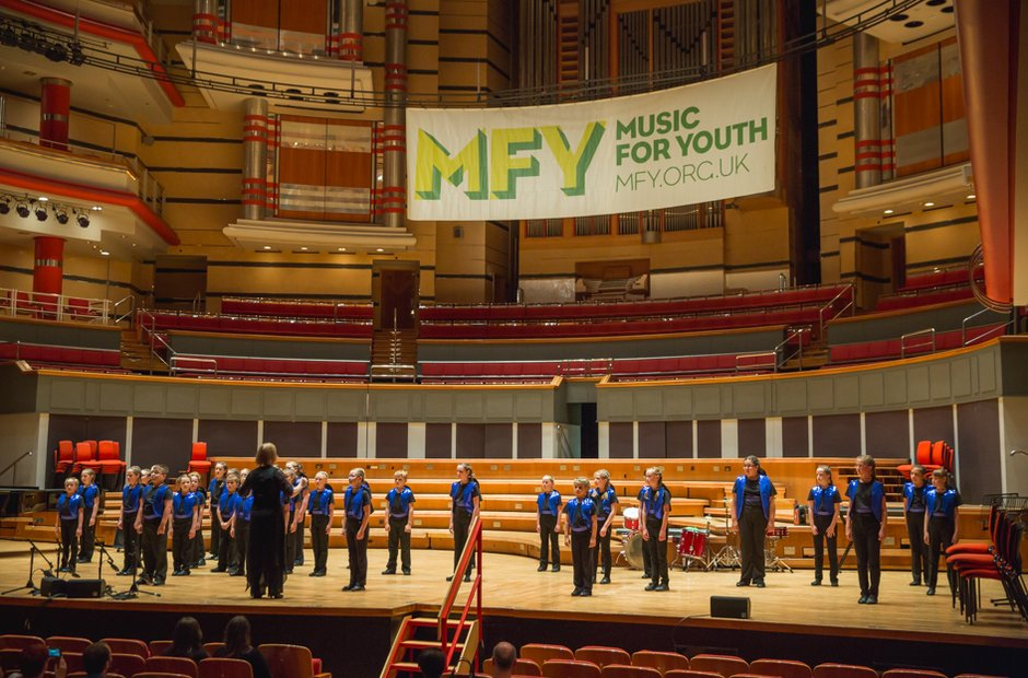 Hetton Lyons Primary School Choir