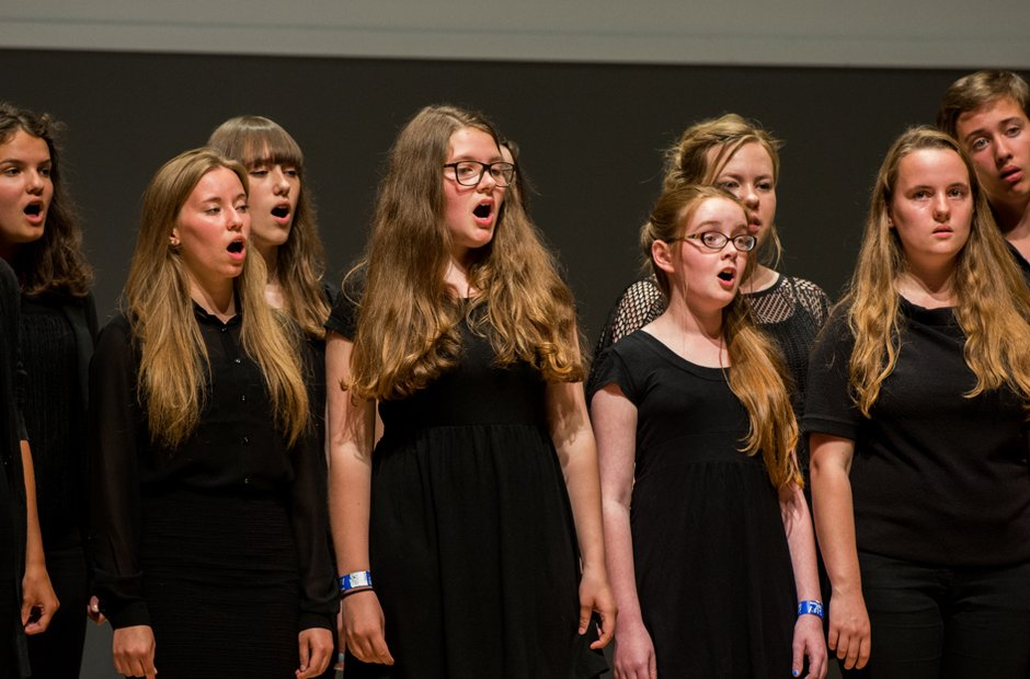 Oxfordshire County Youth Chamber Choir