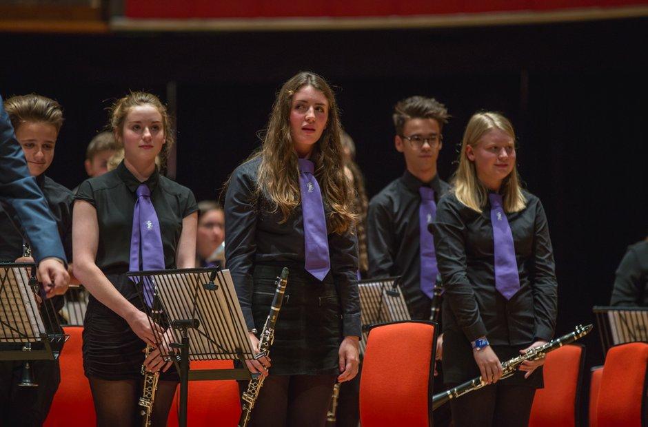 St John Fisher Catholic High School Concert Band