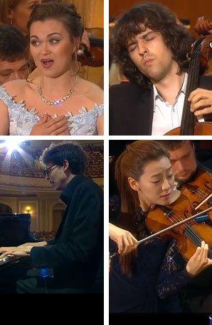 Tchaikovsky Concert