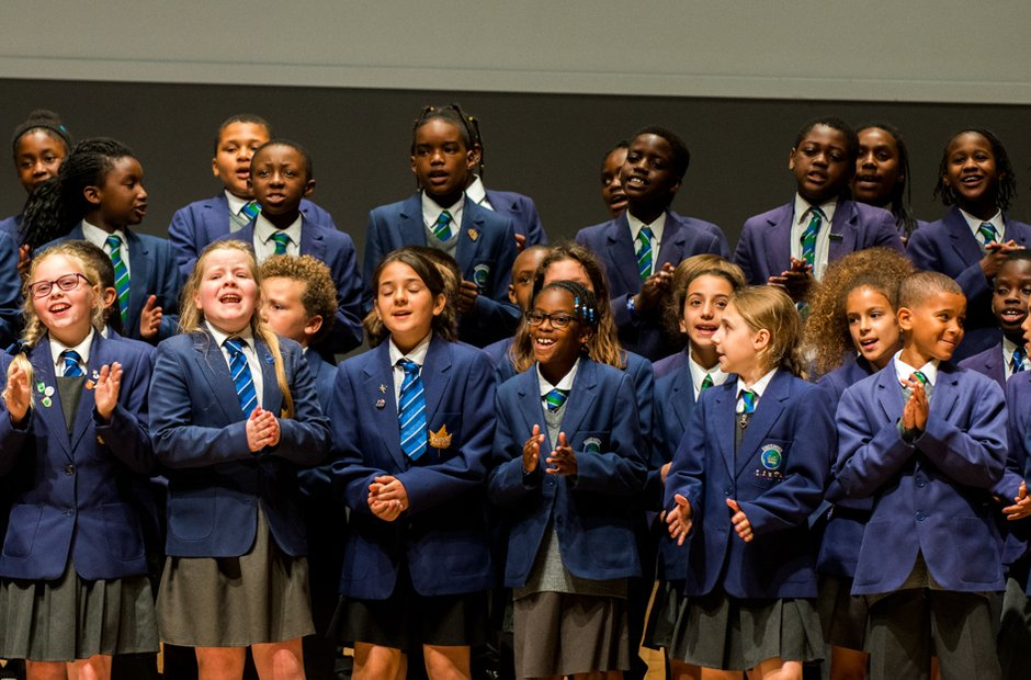 The Gipsy Hill Federation Choir