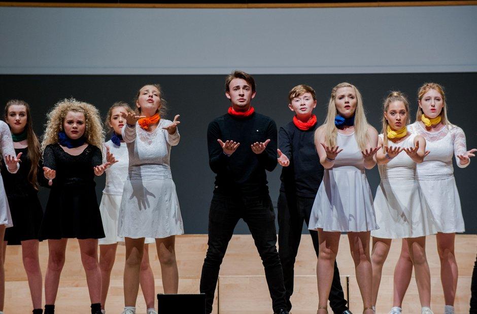 The Rainbow Connection Youth Choir