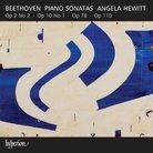 Angela Hewitt Beethoven piano sonatas Hyperion