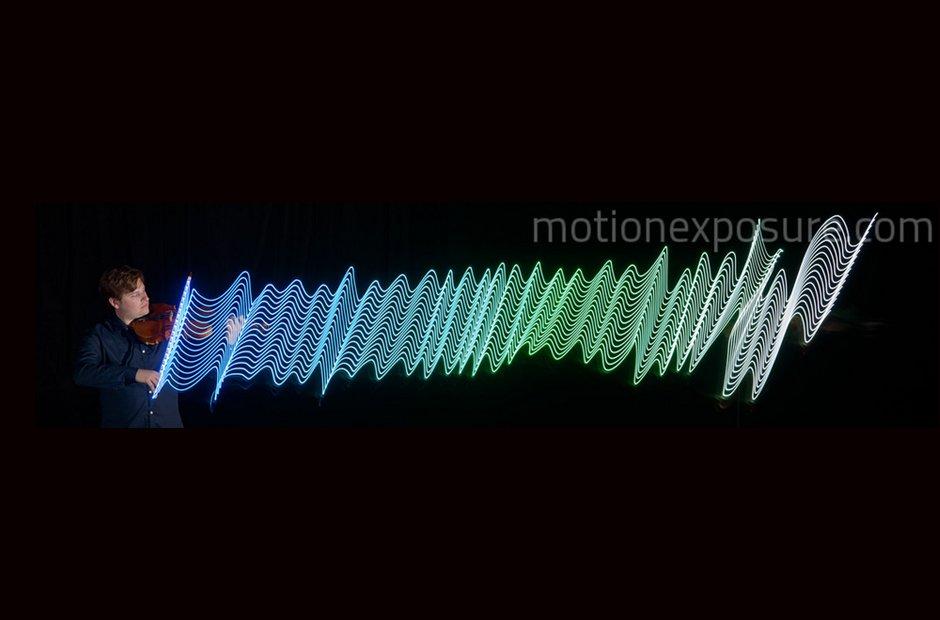 Stephen Orlando Motion Exposure