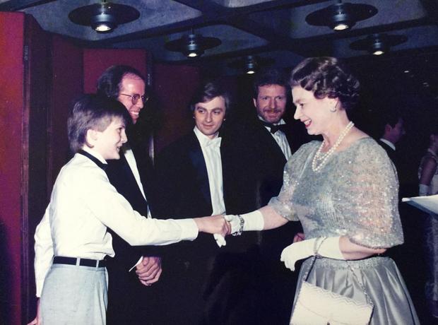 Aled Jones Queen Gidon Kremer John Mauceri Krystian Zimerman