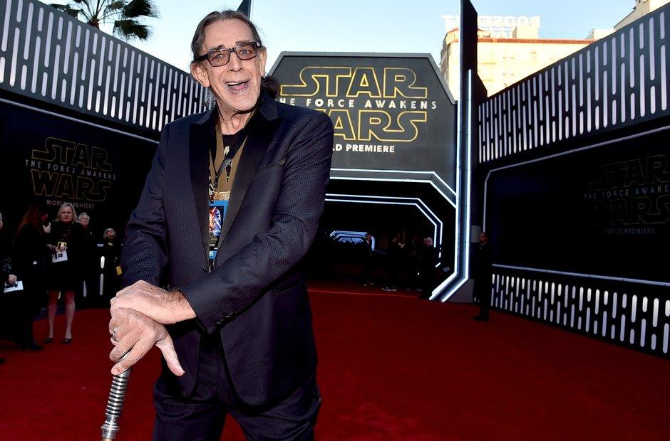 Star Wars: The Force Awakens world premiere
