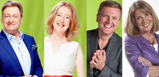 Classic FM presenters