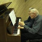 György and Márta Kurtág Bach duet