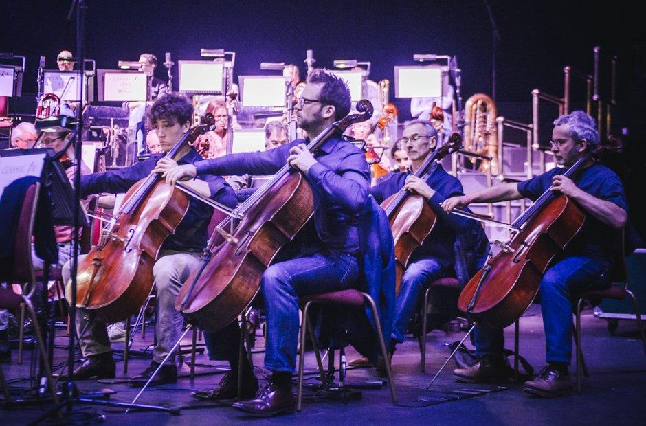 RSNO Classic FM Live cello