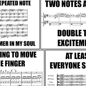 worst things about 2nd violin