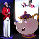 Angela Lansbury sings Beauty and the Beast