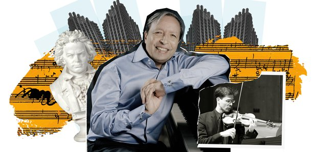 Murray Perahia pianist
